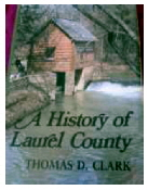 A History of Laurel County